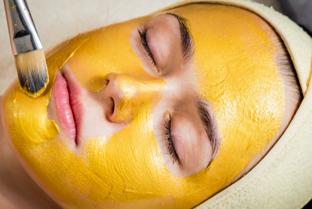 pumpkin oil hair mask