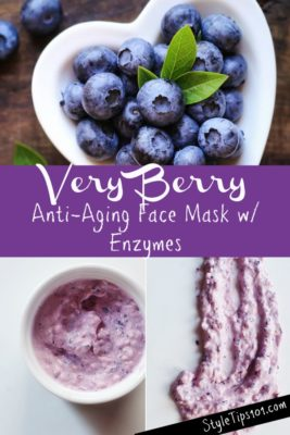 Anti-Aging Berry Mask