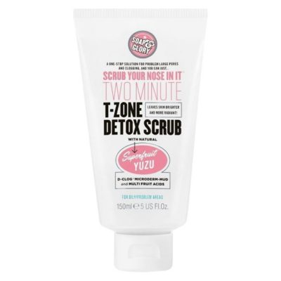 Soap & Glory T-Zone Detox Scrub