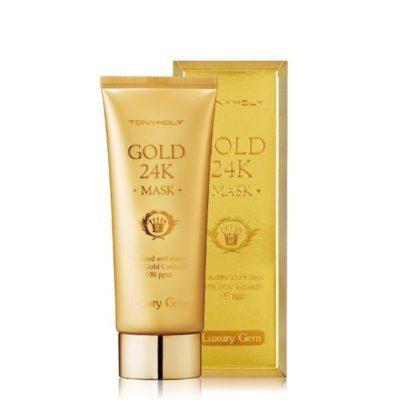 TONYMOLY Luxury Gem Gold 24K Mask