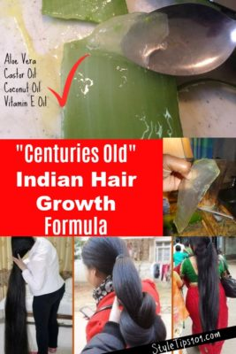 indian hair growth formula