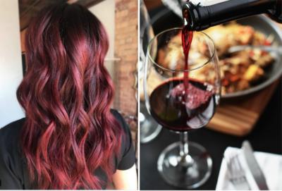 mulled wine hair 7