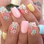 15+ Spring Nail Designs to Copy This Season