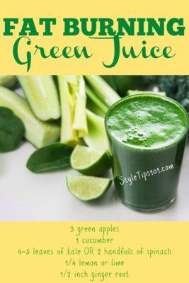 Fat Burning Green Juice