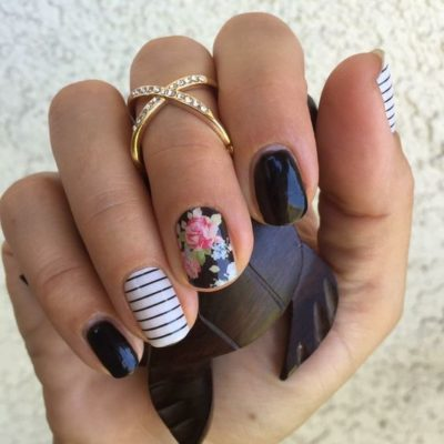15 floral nails designs that are perfect for spring
