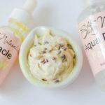Homemade Lavender Face Scrub for Flawless Skin