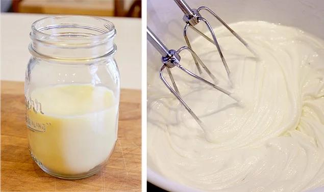shaving gel recipe
