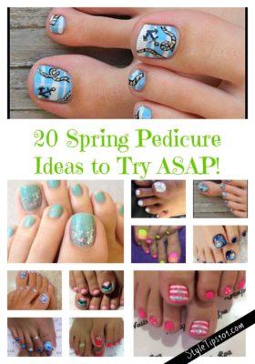 Spring Pedicures