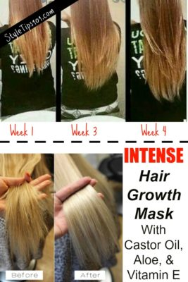 The Best Diy Hair Growth Mask Recipe You Ll Ever Use