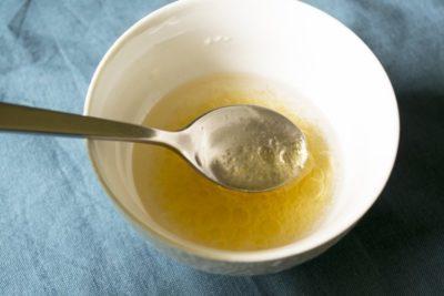 honey acv rinse