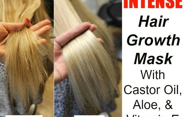 DIY Hair Grow Mask