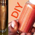 Body Lava Recipe: How to Make Your Own Fenti Body Lava Highlighter