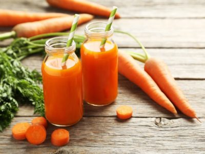 carrot cleanse juice