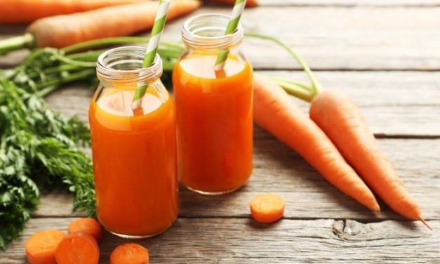 Carrot Cucumber Kidney Cleanse Juice