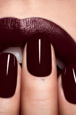 Wine Color Nails A Must Have Nail Color