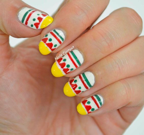 15 Mexican Nail Designs To Fall In Love With