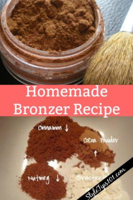 DIY Bronzer Recipe