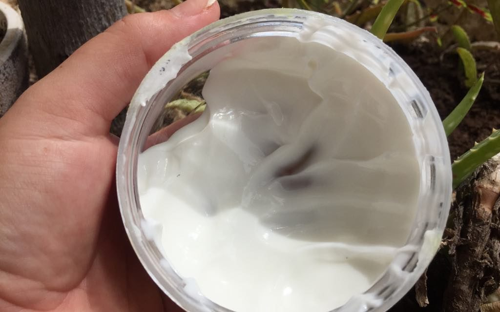 Homemade Lotion for Extra Dry Skin