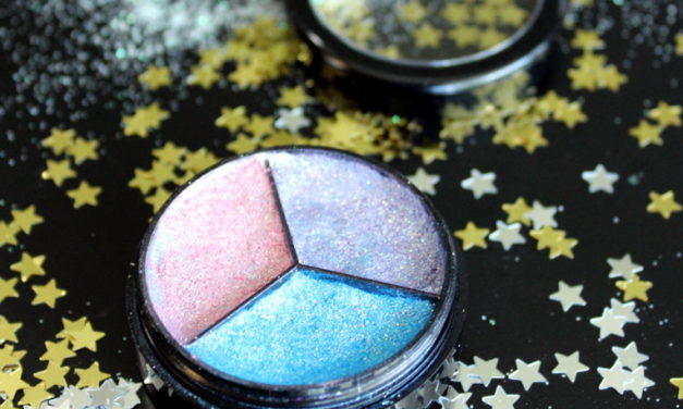 DIY Mermaid Eyeshadow Tutorial