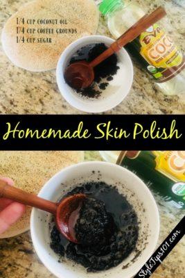 Homemade Skin Polish