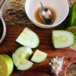 DIY Cucumber Face Mask Recipe For Oily Skin