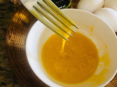 egg yolk mask