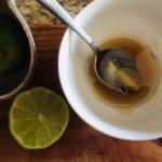 Homemade Honey Lemon Face Mask For Blackheads