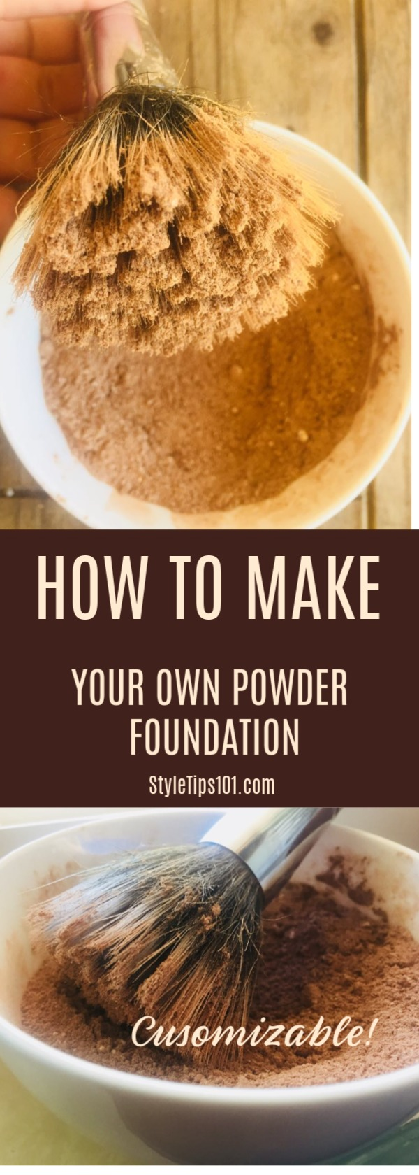 DIY Powder Foundation Recipe