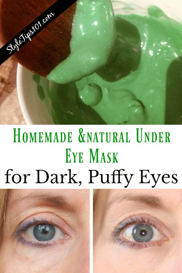 DIY Under Eye Mask