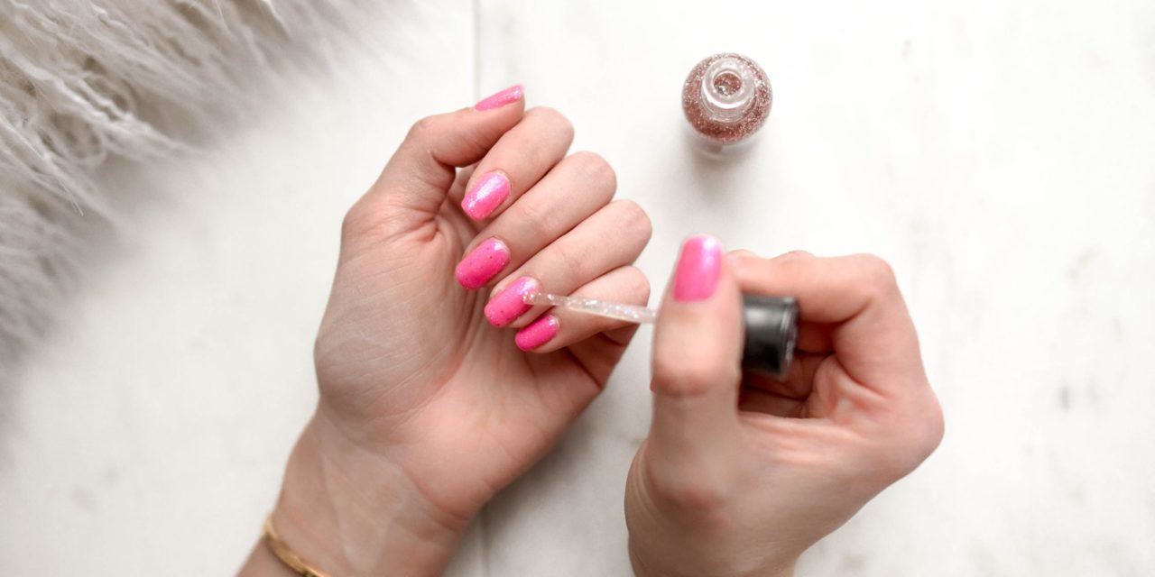 At Home Nail Serum for Super Growth & Strength