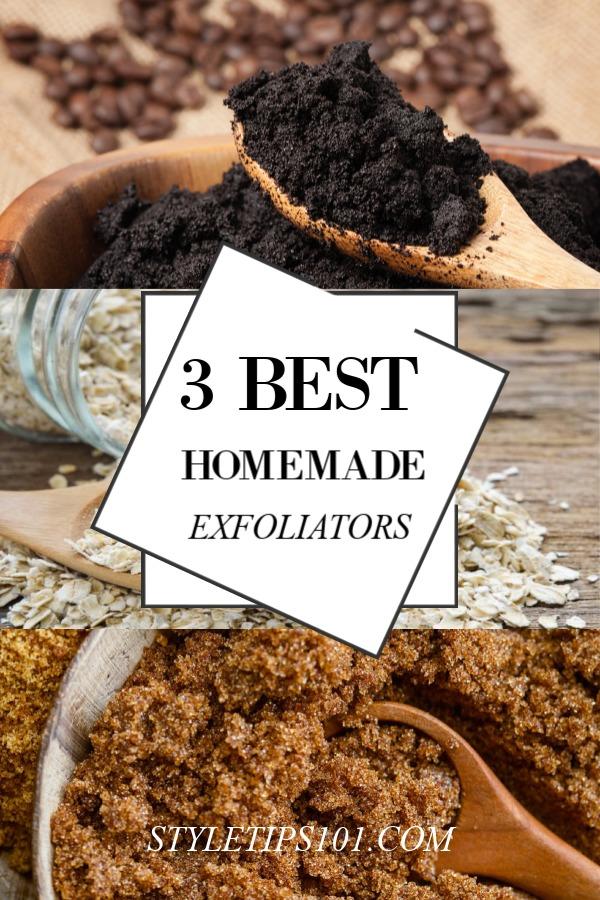 Homemade Exfoliators