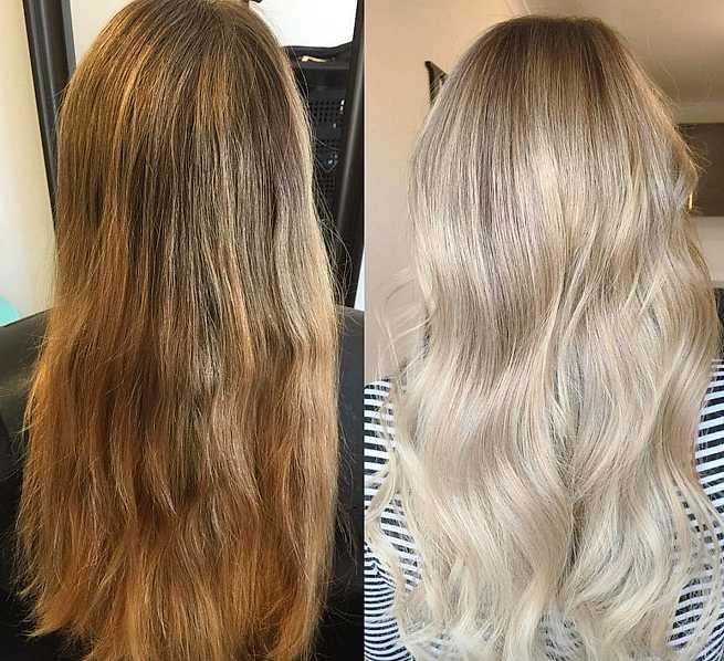 Easy Homemade Hair Lightening Treatment
