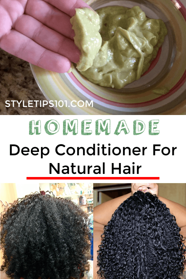 Conditioner For Natural Hair