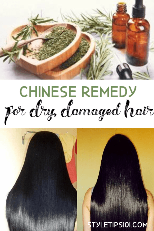 Remedy For Damaged Hair