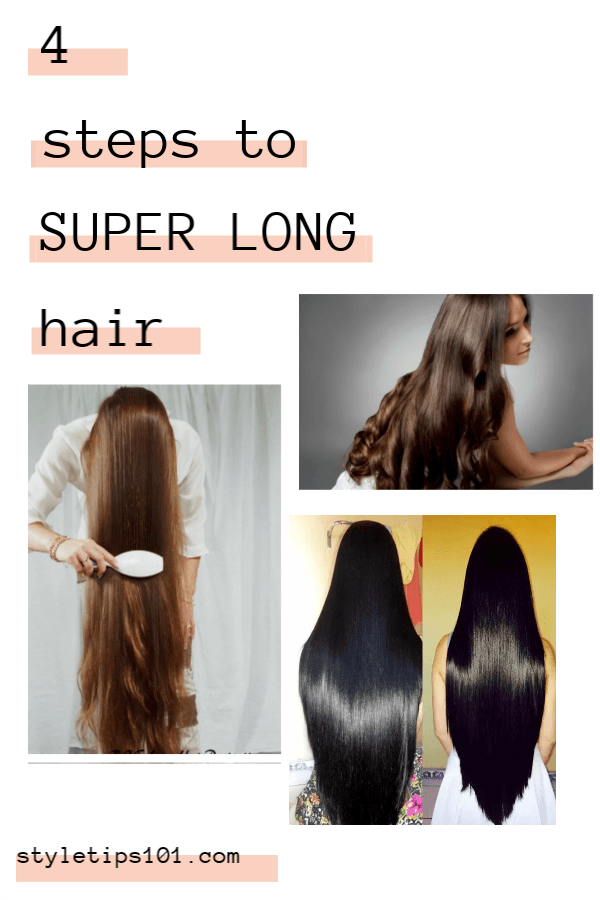 How to Grow Longer Hair