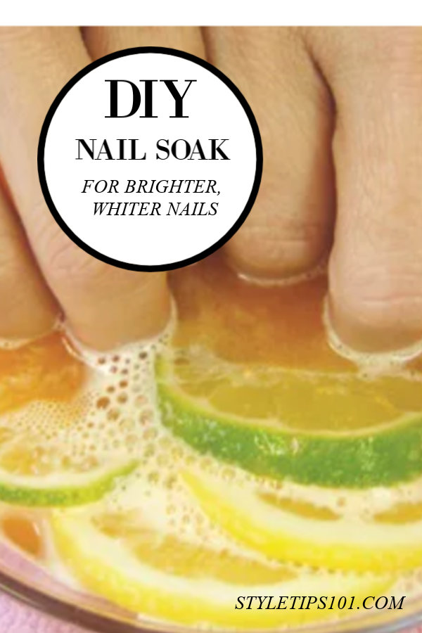 Nail Soak