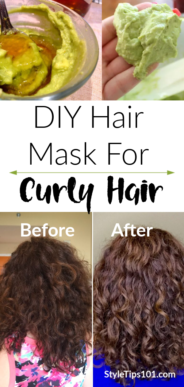 The Ultimate Hair Mask For Curly Hair