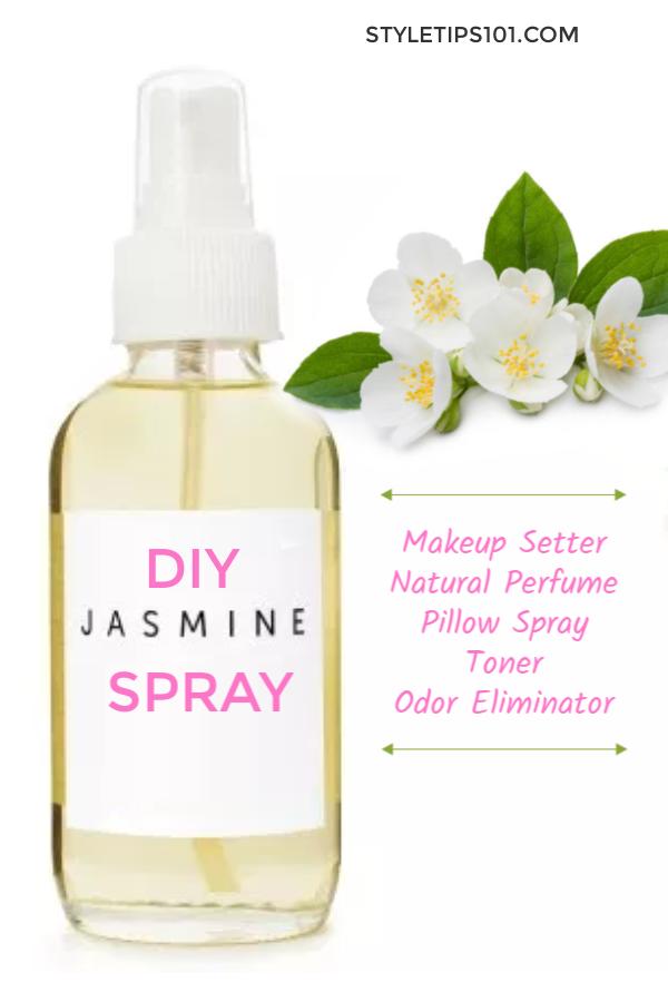 DIY Jasmine Spray