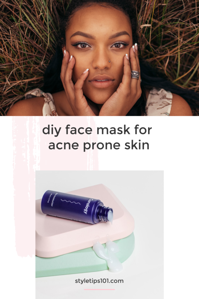 DYI Face Mask for Acne